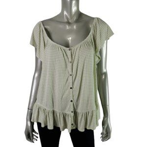 Maurices Womens Top Plus Size XXL